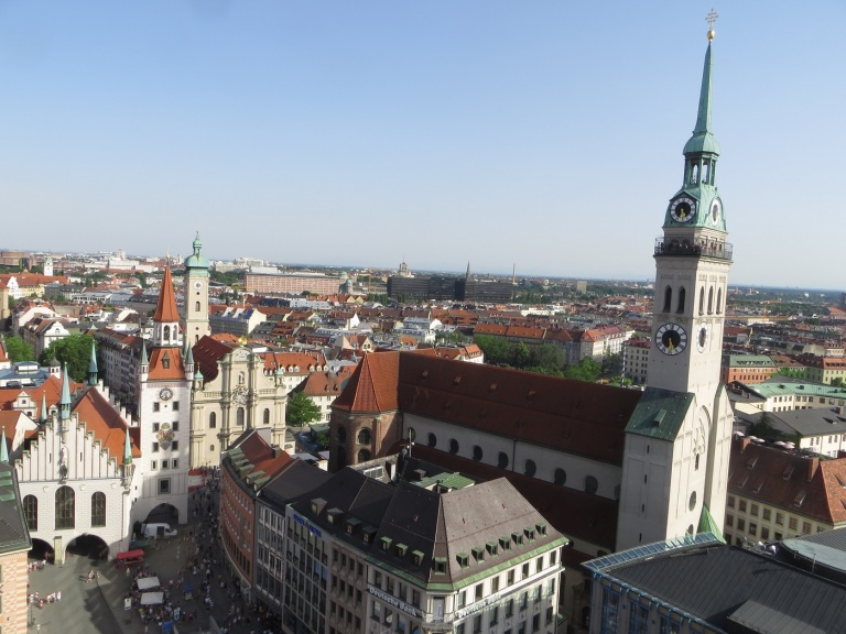City views © towelintherain