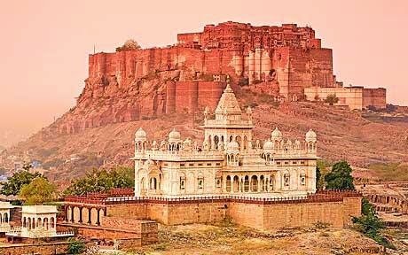 Jodhpur Fort (source - Transtech Packers & Movers)